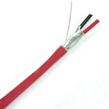FPLR Solid Conductor Shielded Fire Alarm Cable 1000ft