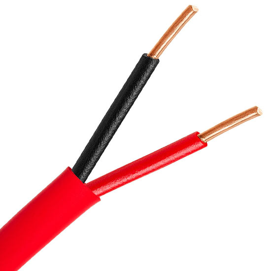 14-2 FPLP UNShielded Plenum Fire Alarm Cable