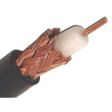 Coaxial RG59/U Shielded Riser (CMR) Solid Bare Copper Cable