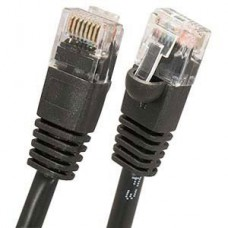 Cat5e UTP Patch Cable Snagless Molded with Strain-Relief Boots