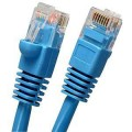 Cat6 UTP 550MHz Patch Cable with Bubble Boots & Spline