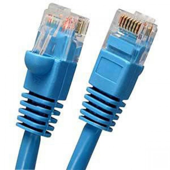 Cat5e UTP Patch Cable 350MHz With Molded Boots