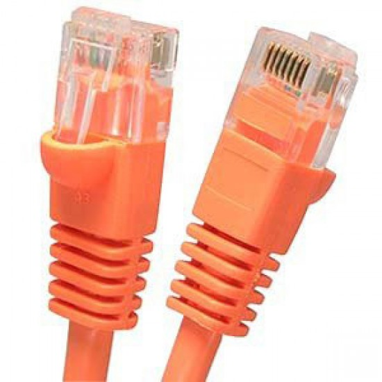 Cat6 UTP 550MHz Patch Cable orange
