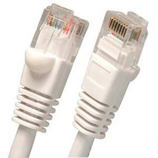 Cat6 UTP 550MHz Patch Cable ivory