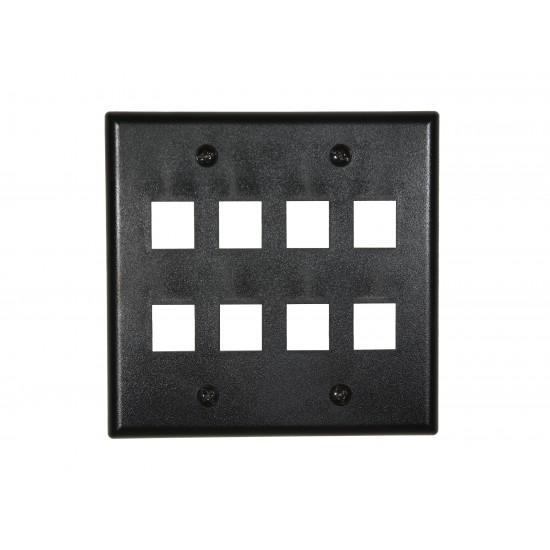 Wall Plates Single Gang Leviton Style Vertex Cables