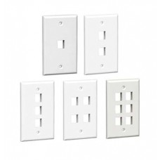 Wall Plates Leviton Style Pack Of 15